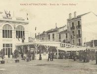 Nancy-Attractions (rue du Sergent Blandan, près de Nancy-Thermal)