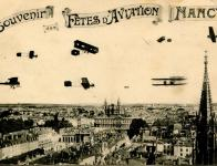 3 - Fêtes d'Aviation (cartes non datées)