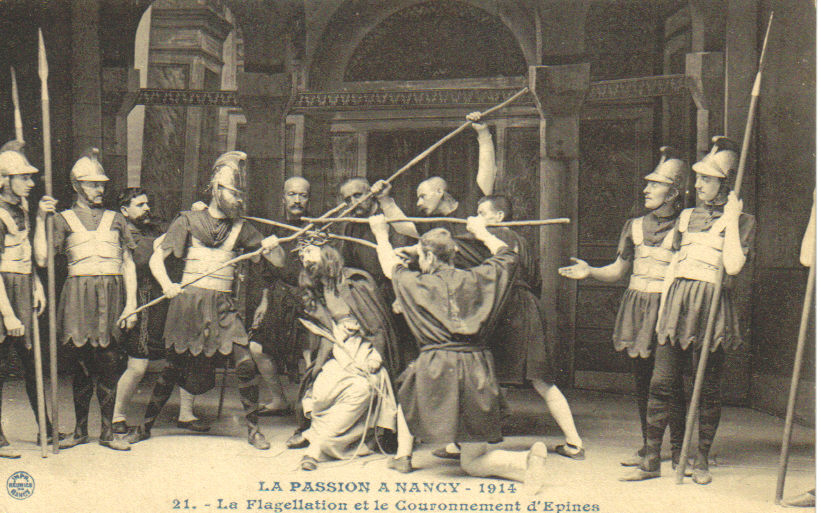 21 - La flagellation