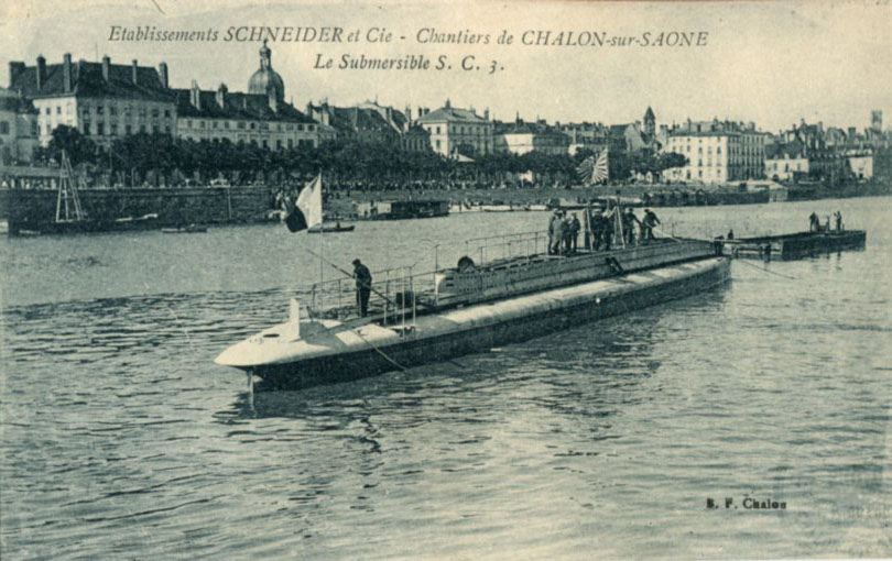 Submersible S.C. 3