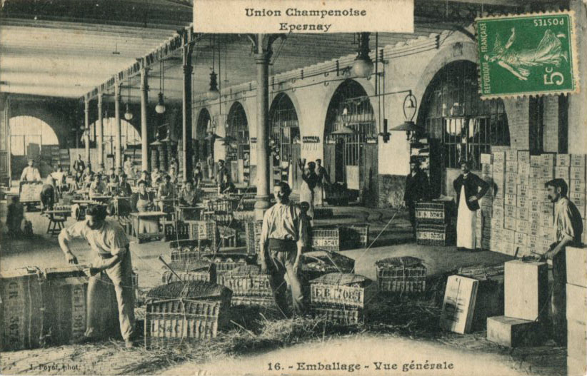 Union Champenoise - Emballage