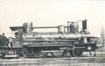 447 - Locomotives de l'Orléans (1893)-r