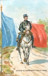 11 - Officier de Gendarmerie